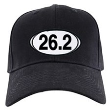 26.2 Euro Oval Baseball Hat