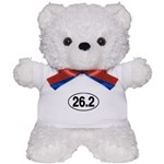26.2 Euro Oval Teddy Bear