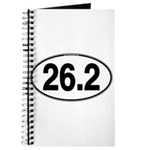 26.2 Euro Oval Journal