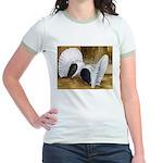 Saddle Fantails Jr. Ringer T-Shirt