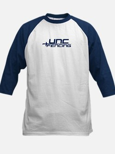 UNC Fencing Kids Baseball Jersey