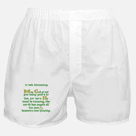 Angels Overflowing Boxer Shorts