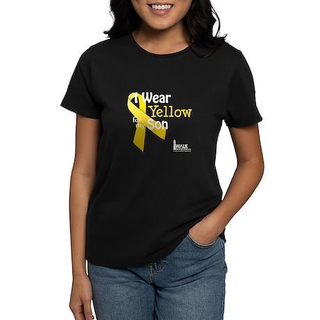 Yellow for Son Women's Dark T-Shirt