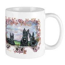 Scottish Highland Portait Mug