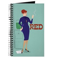 Mad Men Red Journal