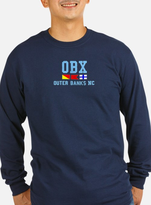 Outer Banks NC - Nautical Design T