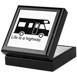 Motorhome Keepsake Boxes