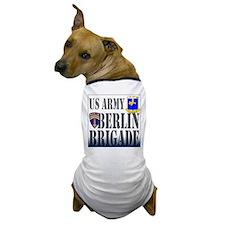 Berlin Brigade 4th BN 502nd I Dog T-Shirt
