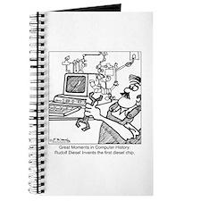 The Diesel Chip Journal
