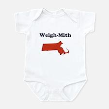 Funny Weymouth Infant Bodysuit