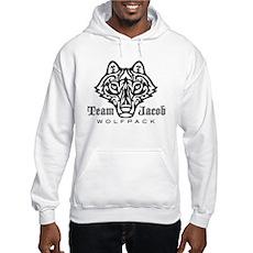 Team Jacob Wolfpack Hooded Sweatshirt