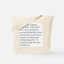 Good and beautiful Tote Bag