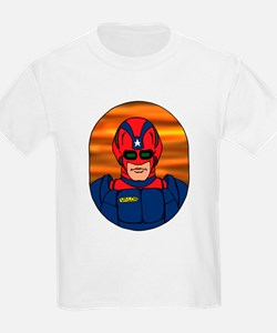 CAPTAIN VALOR T-Shirt