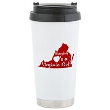 Everybody Loves a VA Girl RW Travel Mug