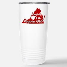 Everybody Loves a VA Girl RW Travel Mug