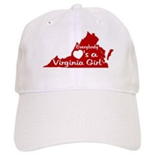 Everybody Loves a VA Girl RW Baseball Cap