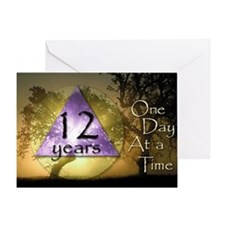 12 Years ODAAT Birthday Greeting Card