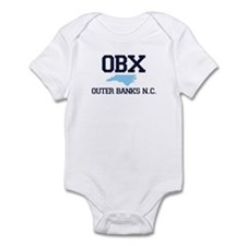 Outer Banks NC - Map Design Onesie
