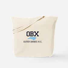 Outer Banks NC - Map Design Tote Bag