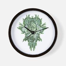 Funny Dragon fantasy Wall Clock