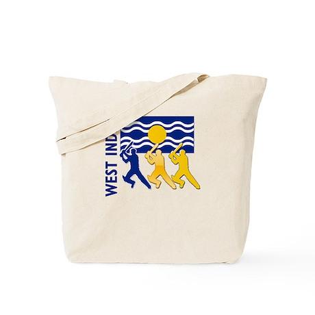 West Indies Cricket Tote Bag