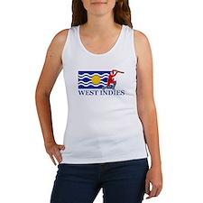 West Indies Cricket Player Women's Tank Top