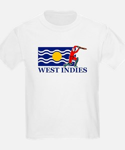 West Indies Cricket Player T-Shirt