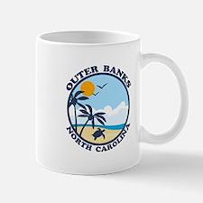 Beaufort NC - Sand Dollar Design Mug