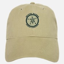 Outer Banks NC - Sand Dollar Design Baseball Baseball Cap