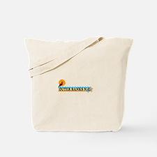 Outer Banks NC - Beach Design Tote Bag