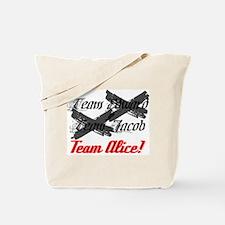 Cute Team alice Tote Bag