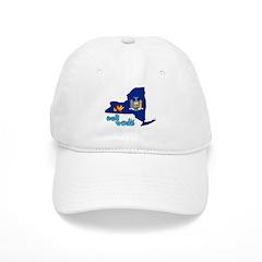 ILY New York Baseball Cap