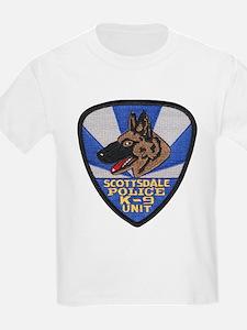 Scottsdale Police K9 T-Shirt