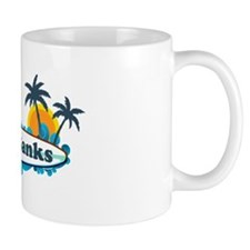 Outer Banks NC - Surf Design Mug