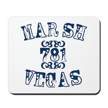 Marsh Vegas Mousepad