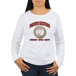 Pacific Electric Railway Women's Long Sleeve T-Shi