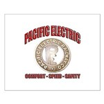 Pacific Electric Railway Small Poster