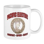 Pacific Electric Railway Mug