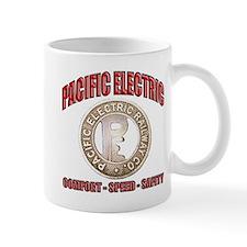 Pacific Electric Railway Mug