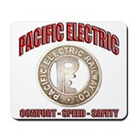 Pacific Electric Railway Mousepad