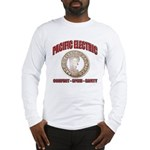 Pacific Electric Railway Long Sleeve T-Shirt