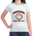 Pacific Electric Railway Jr. Ringer T-Shirt