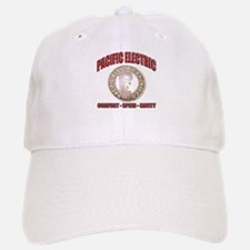 Pacific Electric Railway Baseball Baseball Cap