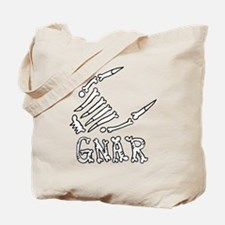 Funny Gnarly Tote Bag