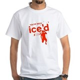 Ice smirnoff Mens White T-shirts