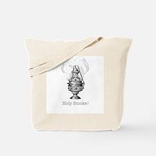 Holy Smoke Tote Bag