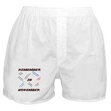 Elections Matter Boxer Shorts