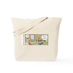 Floorganized Tote Bag