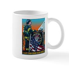Men's Firemen Mug