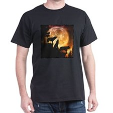 Wolves Peak Dark T-Shirt